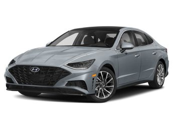 2020 Hyundai Sonata Limited FWD 4 Door 1.6 liter 4 Cylinder Engine Car Automatic
