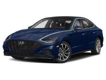 2021 Hyundai Sonata Limited FWD 1.6 liter 4 Cylinder Engine 4 Door Automatic Car