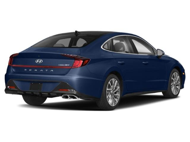 2021 Stormy Sea Hyundai Sonata Limited FWD 4 Door Sedan 1.6 liter 4 Cylinder Engine Automatic