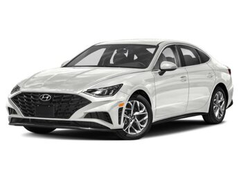 2021 Hyundai Sonata SEL Plus Car FWD 1.6 liter 4 Cylinder Engine