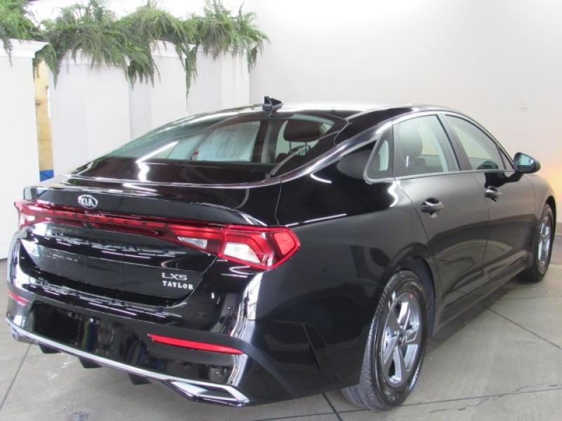 2021 Kia K5 LXS Automatic FWD 4 Door Sedan