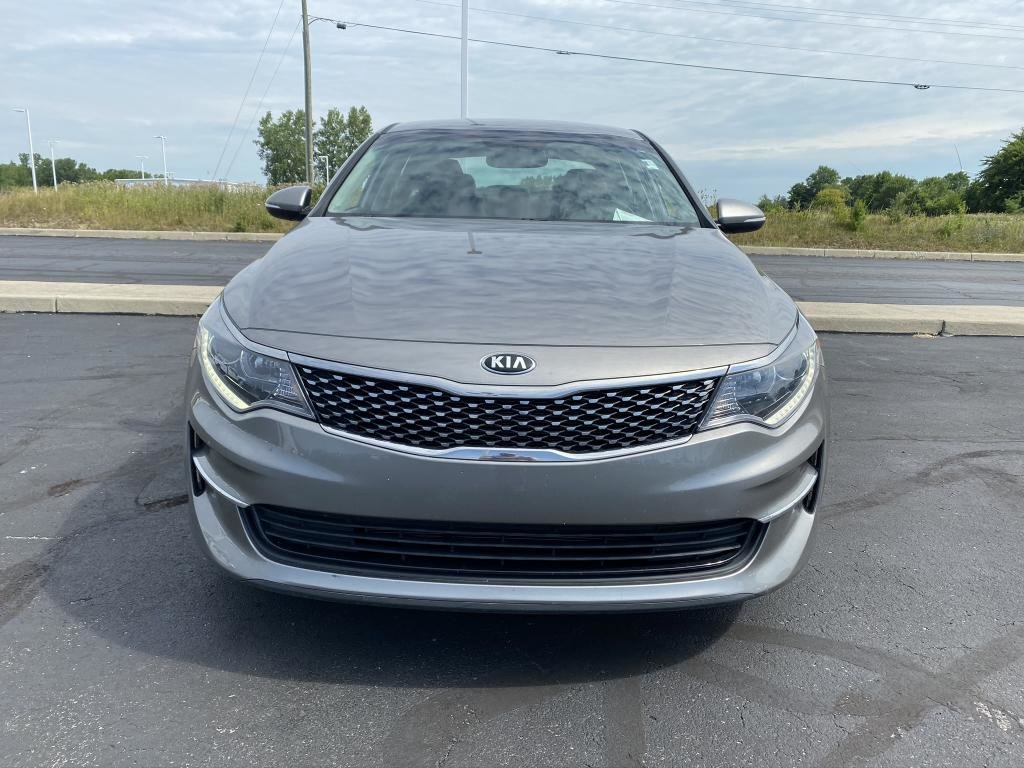 2018 Kia Optima EX Sedan 2.4 liter 4 Cylinder Engine FWD Automatic 4 Door