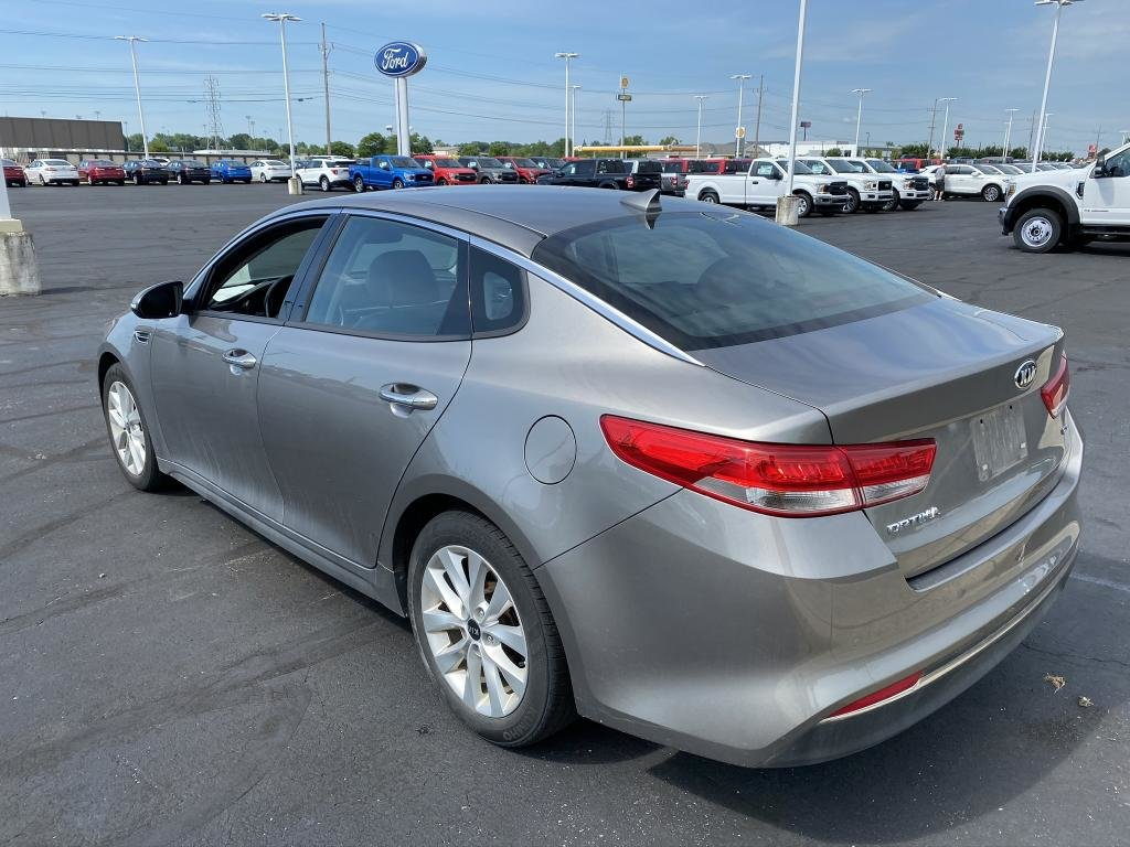 2018 Kia Optima EX Automatic Sedan 2.4 liter 4 Cylinder Engine FWD 4 Door