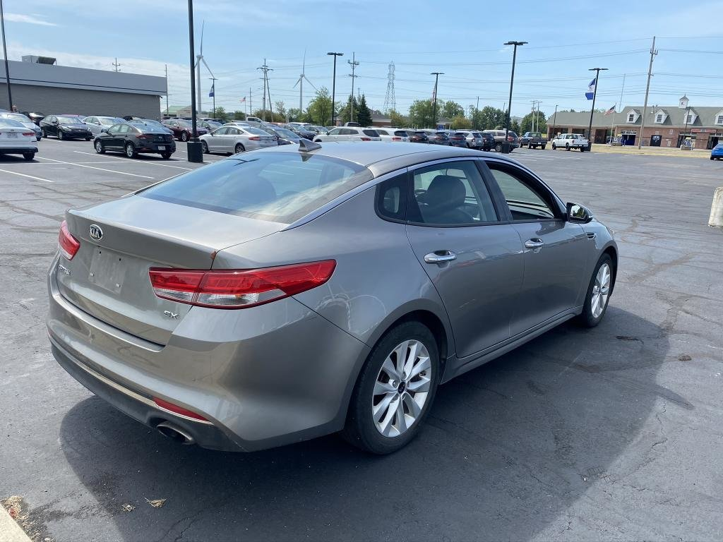 2018 Kia Optima EX FWD 2.4 liter 4 Cylinder Engine Sedan Automatic
