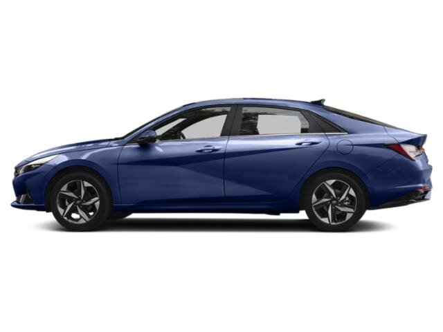 2021 Intense Blue Hyundai Elantra SEL Automatic Car 2.0 liter 4 Cylinder Engine FWD