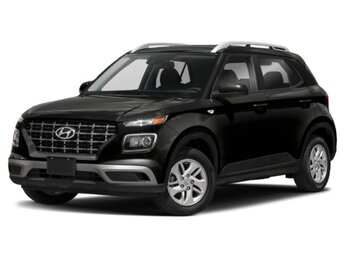 2021 Hyundai Venue SEL 4 Door SUV 1.6 liter 4 Cylinder Engine Automatic FWD