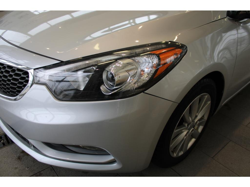 2015 Kia Forte EX Automatic 2.0 liter 4 Cylinder Engine 4 Door