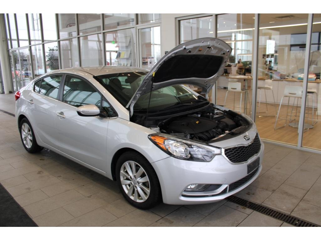 2015 Kia Forte EX FWD 4 Door Car Automatic 2.0 liter 4 Cylinder Engine