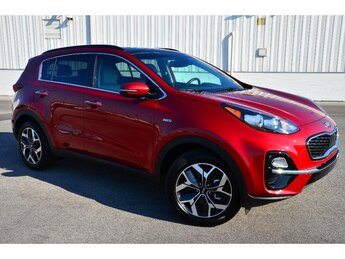 2021 Kia Sportage EX 4 Door Automatic 2.4 liter 4 Cylinder Engine AWD