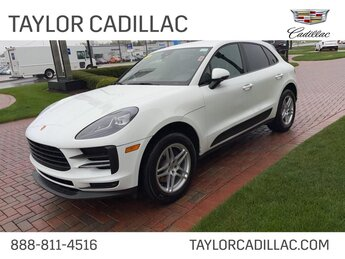2020 Porsche Macan Base AWD Automatic 2.0 liter 4 Cylinder Engine 4 Door SUV