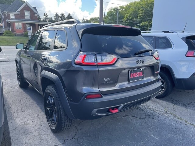 2019 Jeep Cherokee Trailhawk Automatic 4X4 SUV 3.2L V6 Engine