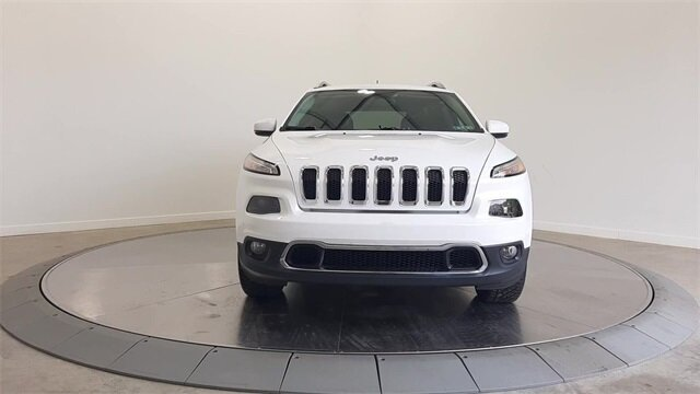 2017 Jeep Cherokee Limited SUV 4 Door 4X4 2.4L 4-Cylinder SMPI SOHC Engine Automatic