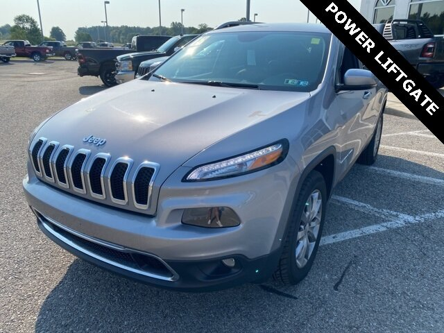 2018 Jeep Cherokee Limited 4 Door Automatic SUV