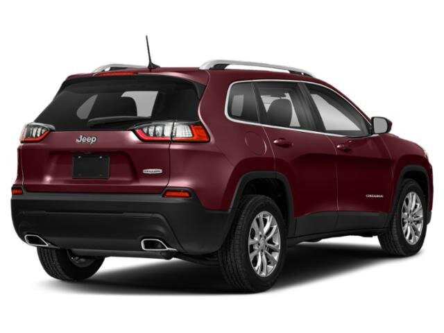 2020 Velvet Red Pearlcoat Jeep Cherokee Latitude Plus SUV 2.4L I4 Engine Automatic 4 Door