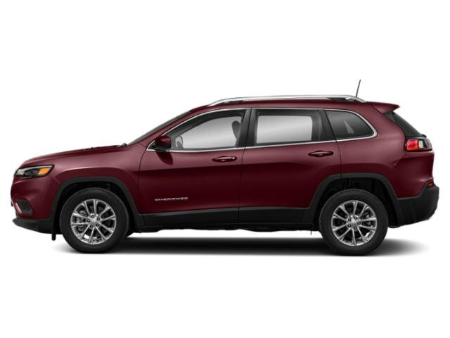 2020 Jeep Cherokee Latitude Plus Automatic SUV 4 Door