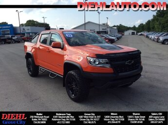 2020 Chevrolet Colorado ZR2 V6 Engine Automatic Truck
