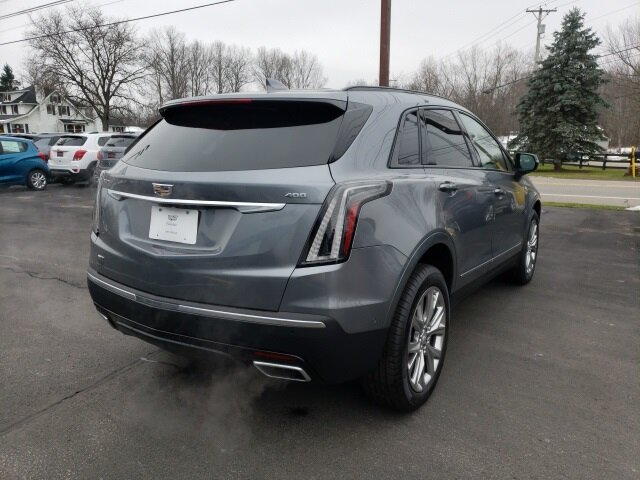2021 Cadillac XT5 Sport 4 Door Automatic 3.6L V6 DI VVT Engine