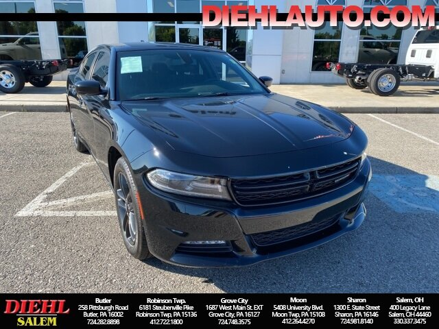 2019 Dodge Charger SXT AWD Automatic Sedan 4 Door 3.6L V6 Flex Fuel 24V VVT Engine