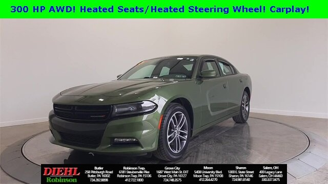 2019 Dodge Charger SXT Automatic 4 Door AWD