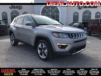 2021 Jeep Compass Limited Automatic 2.4L I4 Engine 4 Door 4X4