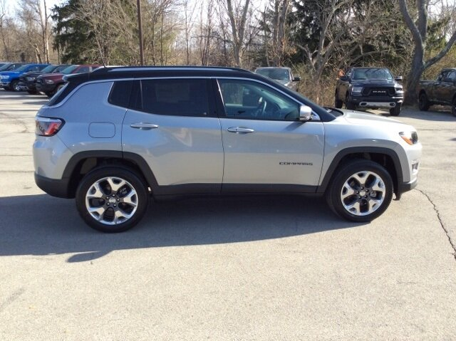 2021 Jeep Compass Limited Automatic 4X4 4 Door