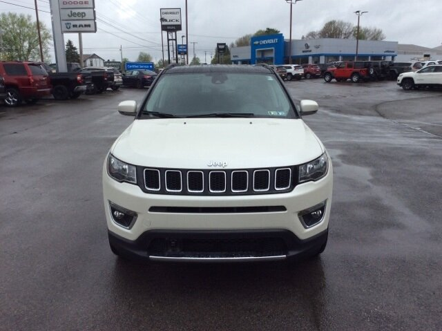 2021 Jeep Compass Limited Automatic 4X4 2.4L I4 Engine 4 Door
