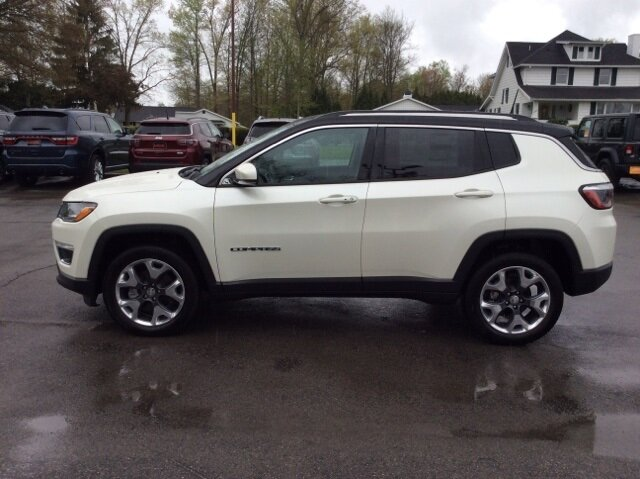 2021 Jeep Compass Limited SUV 4 Door Automatic