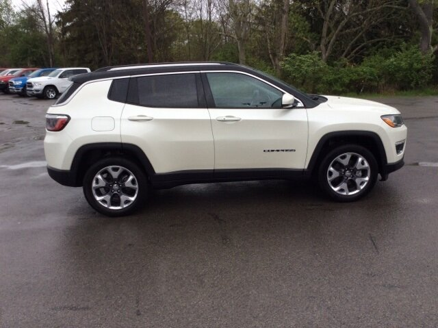 2021 Jeep Compass Limited Automatic 4 Door 4X4 SUV 2.4L I4 Engine