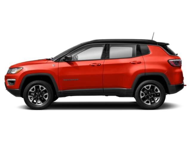 2021 Jeep Compass Trailhawk 4 Door SUV Automatic