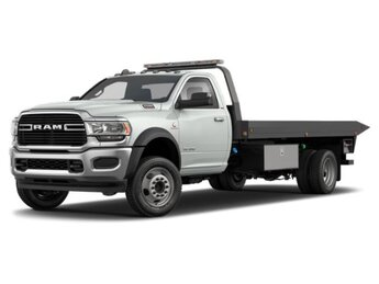 2020 Ram 5500 Tradesman Truck Cummins 6.7L I6 Turbodiesel Engine 2 Door Automatic 4X4