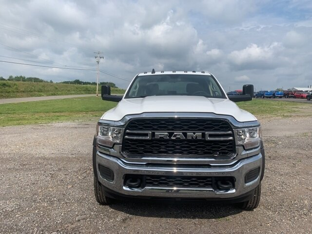 2020 Ram 5500 Tradesman 4X4 4 Door Cummins 6.7L I6 Turbodiesel Engine