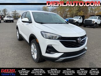 2021 Summit White Buick Encore GX Preferred SUV ECOTEC 1.3L Turbo Engine Automatic 4 Door AWD