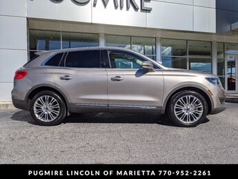 2018 Iced Mocha Metallic Lincoln MKX Reserve 3.7L Ti-VCT V6 Engine SUV Automatic FWD 4 Door