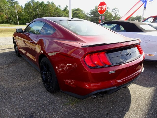 2019 Ford Mustang GT 5.0L V8 Ti-VCT Engine RWD 2 Door