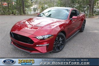 2019 Ford Mustang GT 5.0L V8 Ti-VCT Engine Coupe RWD Automatic
