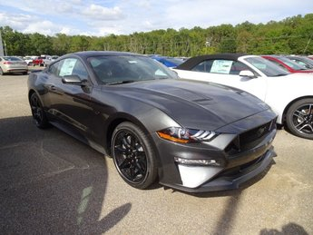 2019 Magnetic Ford Mustang GT 5.0L V8 Ti-VCT Engine Automatic 2 Door Coupe