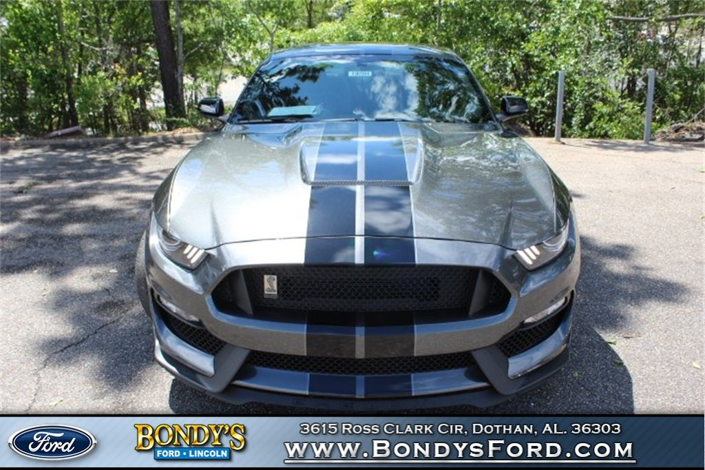 2019 Ford Mustang Shelby GT350 5.2L Ti-VCT V8 Engine RWD 2 Door Manual