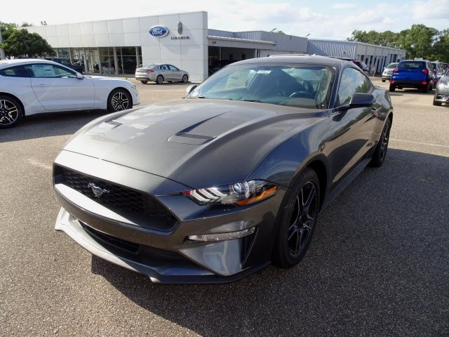 2019 Ford Mustang EcoBoost Premium 2 Door Coupe EcoBoost 2.3L I4 GTDi DOHC Turbocharged VCT Engine