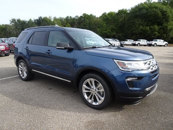 2019 Ford Explorer XLT Automatic SUV 4 Door FWD 3.5L V6 Ti-VCT Engine