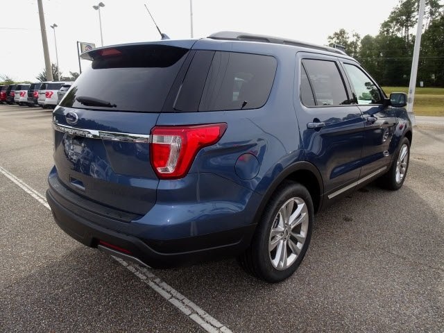 2019 Ford Explorer XLT 3.5L V6 Ti-VCT Engine FWD SUV 4 Door