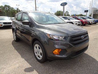 2019 Magnetic Ford Escape S Automatic 4 Door FWD 2.5L iVCT Engine