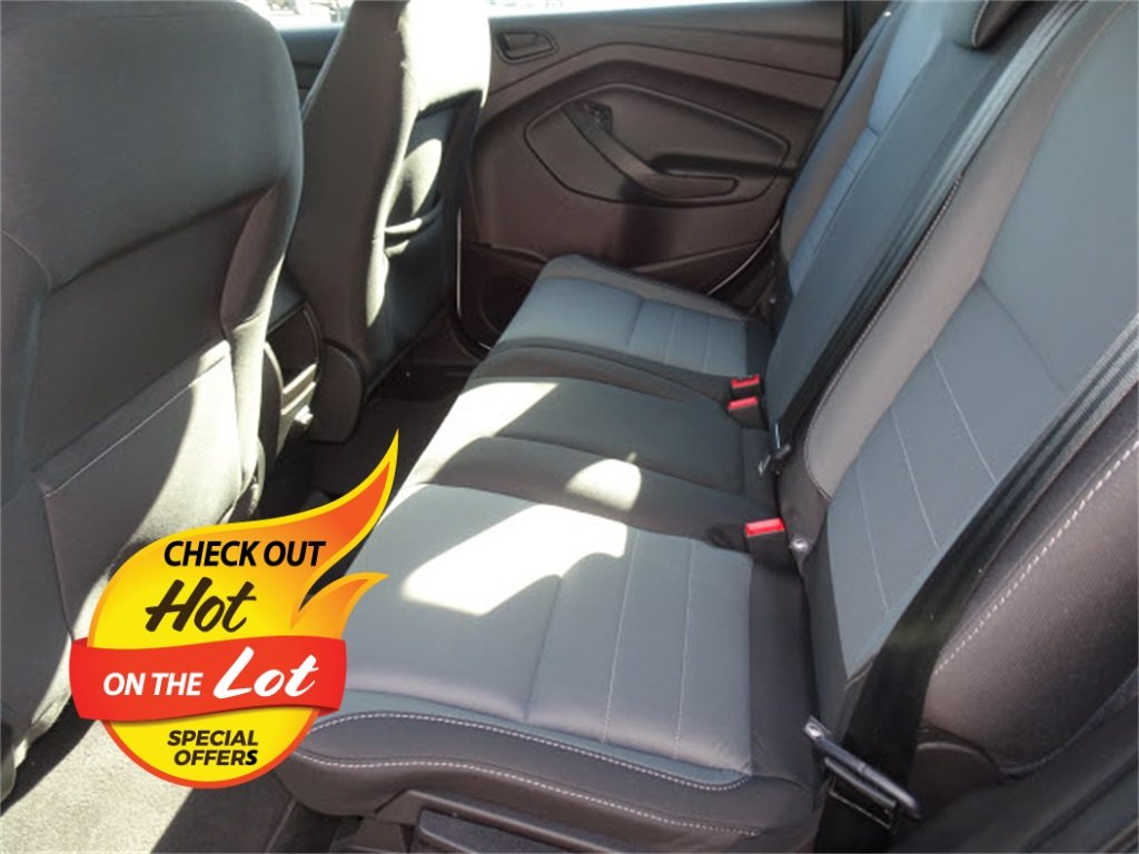 2018 Ford Escape S SUV 4 Door 2.5L i-VCT Engine Automatic FWD