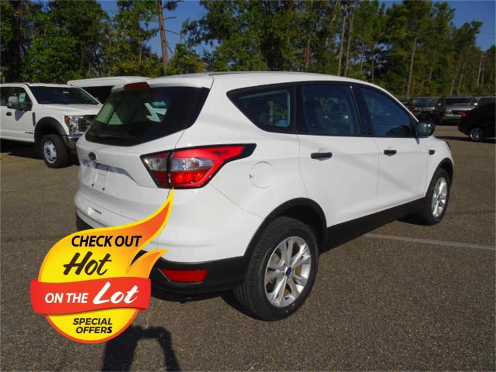 2018 Ford Escape S Automatic 4 Door FWD