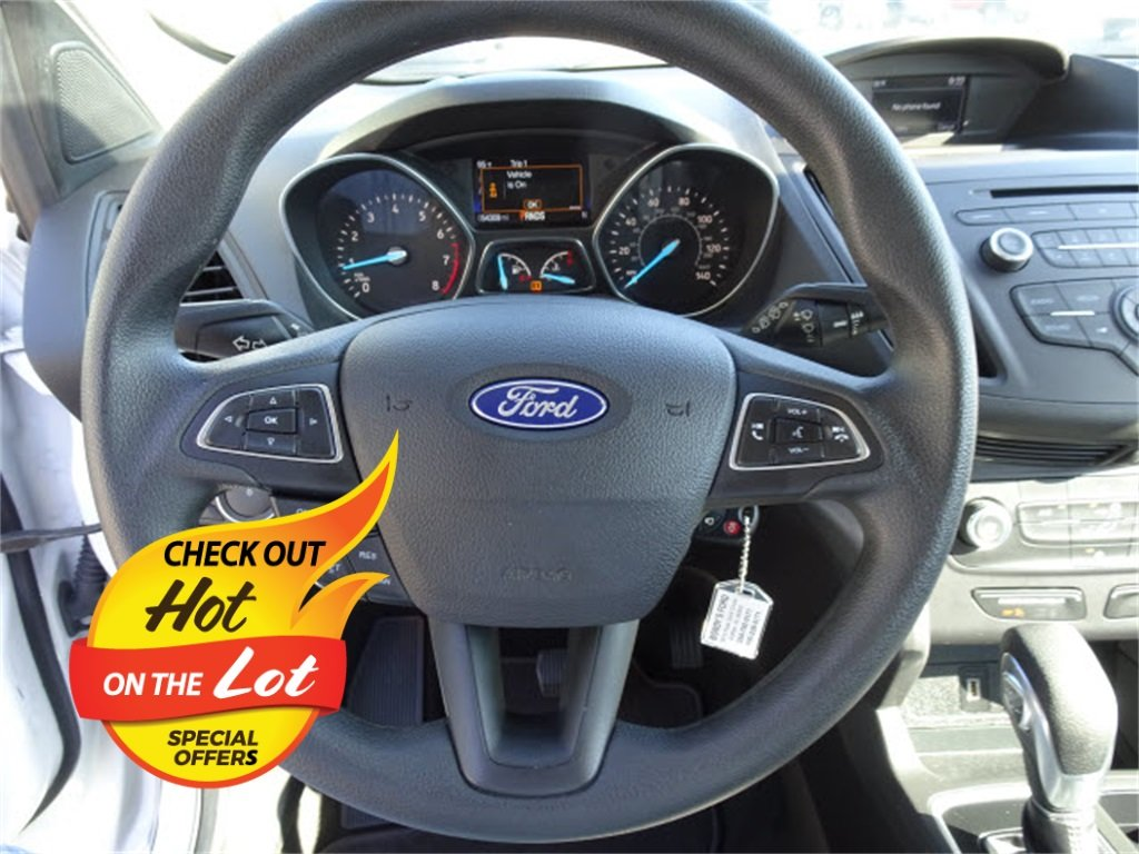 2018 Ford Escape S Automatic FWD 4 Door SUV