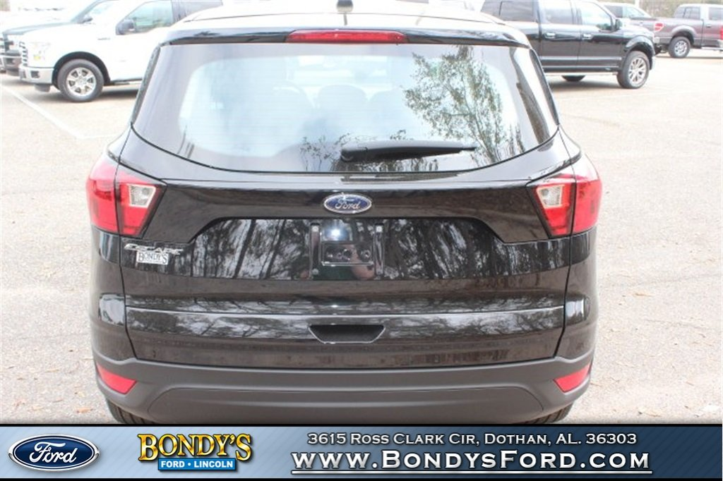 2019 Ford Escape S 2.5L iVCT Engine FWD SUV Automatic