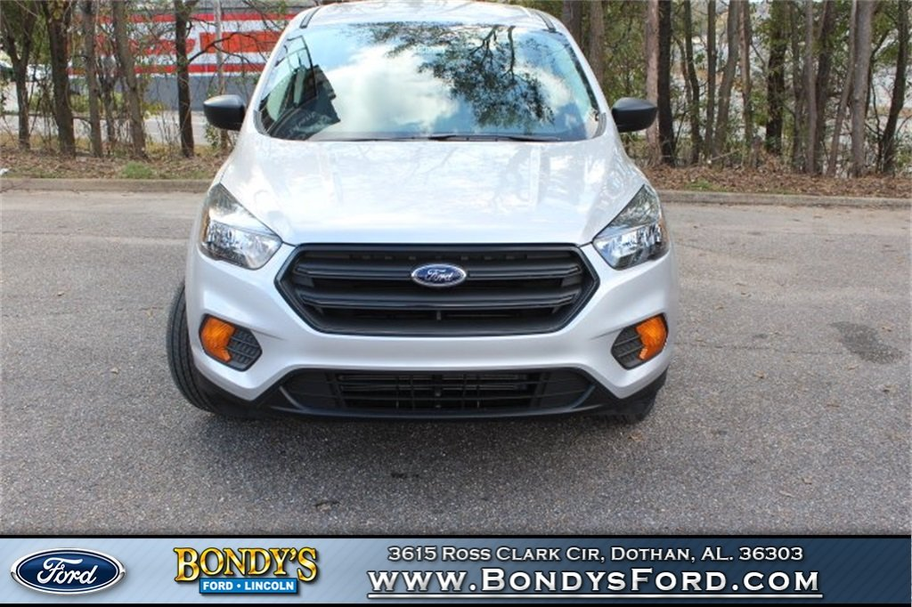 2019 Ford Escape S 4 Door 2.5L iVCT Engine FWD SUV Automatic