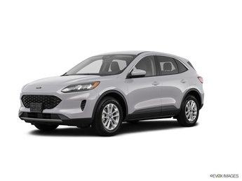 2020 Ford Escape SE SUV FWD Automatic EcoBoost 1.5L I4 GTDi DOHC Turbocharged VCT Engine
