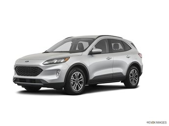 2020 Ford Escape SEL FWD EcoBoost 1.5L I4 GTDi DOHC Turbocharged VCT Engine Automatic 4 Door SUV