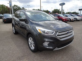 2019 Ford Escape SEL FWD 4 Door SUV Automatic EcoBoost 1.5L I4 GTDi DOHC Turbocharged VCT Engine