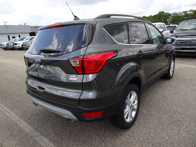 2019 Ford Escape SEL Automatic 4 Door SUV EcoBoost 1.5L I4 GTDi DOHC Turbocharged VCT Engine